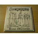 "NECROFAGO ""Brutal Mutilation"" 12""LP"