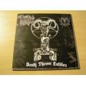 """THRONEUM """"Death Throne Entities"""" 12""""LP"""