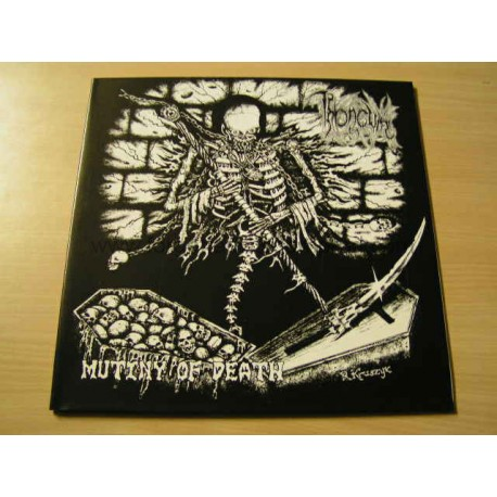 "THRONEUM ""Mutiny of Death"" 12""LP"