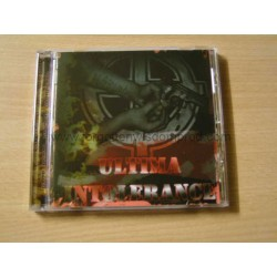 "WEWELSBURG ""Ultima Intolerance"" CD"