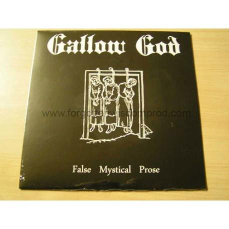 "GALLOW GOD ""False Mystical Prose"" 12""LP"