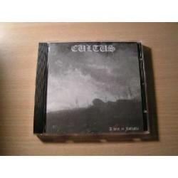 "CULTUS ""A Seat in Valhalla"" CD"