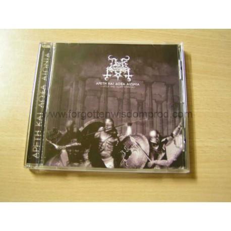 "DARK MESSIAH ""Virtue and Glory Eternal"" CD"
