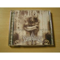 "DEATHVILLE ""No Chance with the Malicious"" CD"
