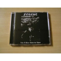 """FOREST """"Like a Blaze above the Ashes"""" CD"""