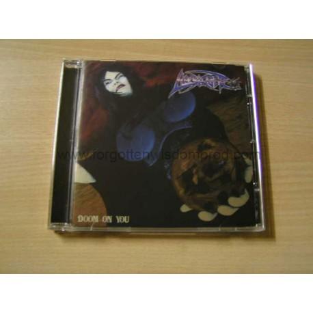 """HARBINGER """"Doom on You"""" CD"""