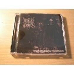 "HATS BARN ""Primitive Humans Desecration"" CD"