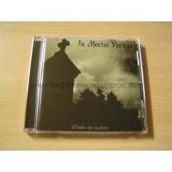 "IN MORTIS VERITAS ""A l'ombre des Sépulcres"" CD"
