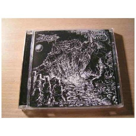 INFERNUS SERPEST/UNHOLY FORCE split CD