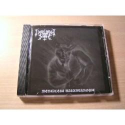 "INHUMAN HATE ""Merciless Misanthropic"" CD"