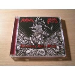 MISERYCORE/UNHOLY FORCE split CD