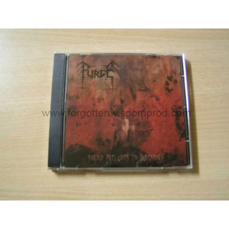 "PURGE ""Sordides Preludes to Purgatory"" CD"