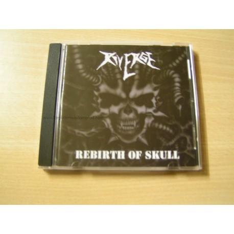 "RIVERGE ""Rebirth of Skull"" CD"