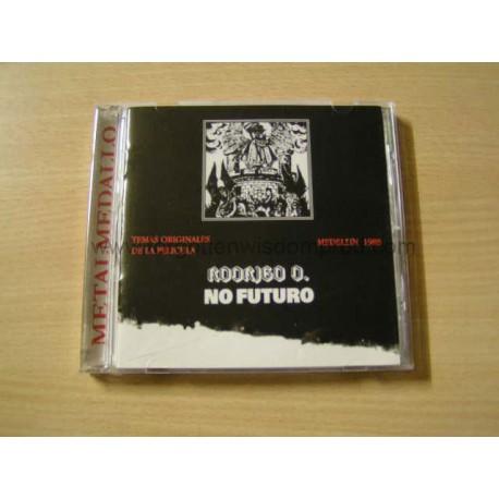 RODRIGO D. NO FUTURO CD