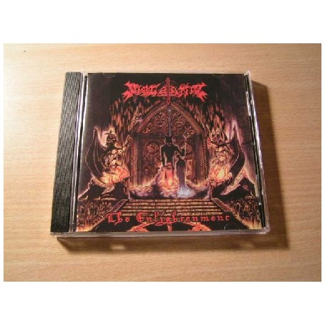 "SARGATANAS ""The Enlightenment"" CD"