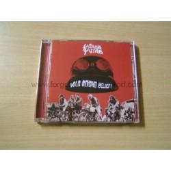"""SATAN'S SATYRS """"Wild Beyond Belief"""" CD"""