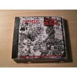 XANADOO/WOLVES OF TCHERNOBYL split CD