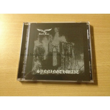 "DARK FURY ""Synningthwait"" CD"