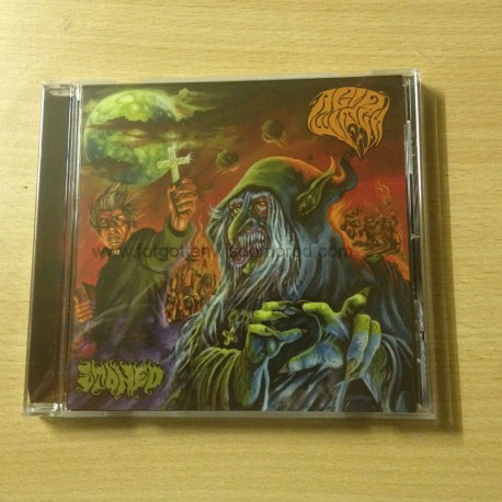 "ACID WITCH ""Stoned"" CD"