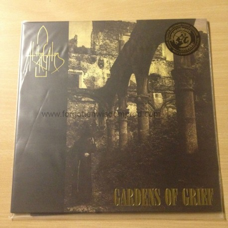 """AT THE GATES """"Gardens of Grief"""" 12""""LP"""
