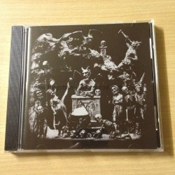 """COUNTESS """"The Gospel of the horned One"""" CD"""