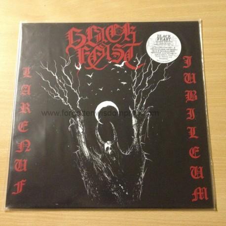"""BLACK FEAST """"Larenuf Jubileum"""" 12""""LP"""