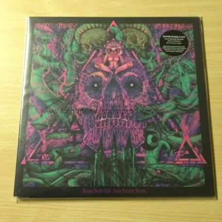 "DOOM SNAKE CULT ""Love Sorrow Doom"" 12""LP"