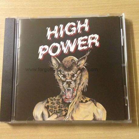 """HIGH POWER """"High Power"""" CD"""