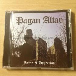 """PAGAN ALTAR """"Lords of Hypocrisy"""" CD"""