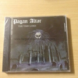 """PAGAN ALTAR """"The Time Lord"""" CD"""