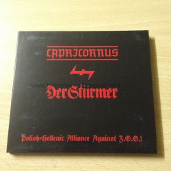 CAPRICORNUS/DER STURMER split digipack CD