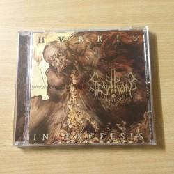 """SCYTHIAN """"Hubris in Excelsis"""" CD"""