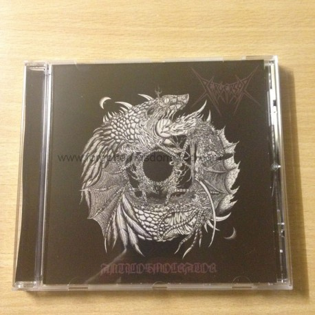 "PERVERSOR ""Anticosmocrator"" CD"