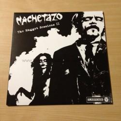 "MACHETAZO ""The Maggot Sessions II"" 12""LP"