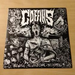 """COFFINS """"Sewage Sludgecore Treatment"""" 12""""LP"""