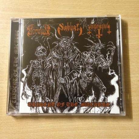 NOMINON/SABBAT/BLASPHERIAN split CD