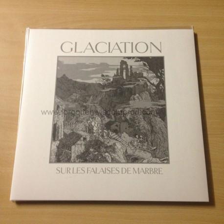 """GLACIATION """"Sur les Falaises de Marbre"""" 12""""LP"""