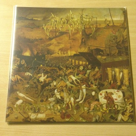 "ANGELCORPSE ""Hammer of Gods"" 12""PIC LP"