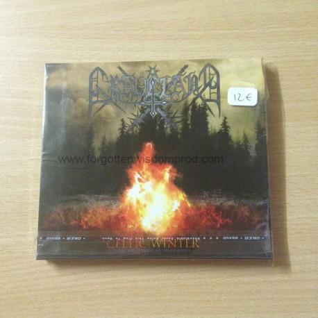 """GRAVELAND """"Celtic Winter"""" slipcase CD"""