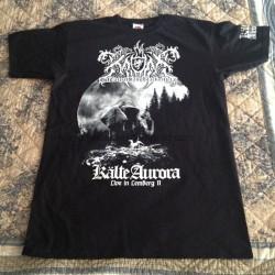 "KRODA ""Kälte Aurora"" Tshirt"