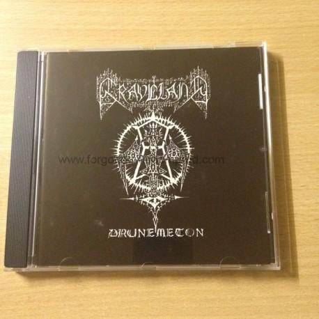 """GRAVELAND """"Drunemeton"""" CD"""