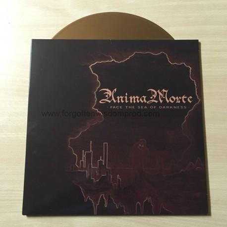 """ANIMA MORTE """"Face the Sea of Darkness"""" 12""""LP"""