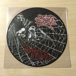 "KING DIAMOND""The Spider's Lullaby Demo"" 12""Pic LP"