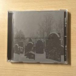 HORNA/SACRIFICIA MORTUORUM split CD