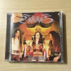 """SABBAT """"Karisma"""" CD"""