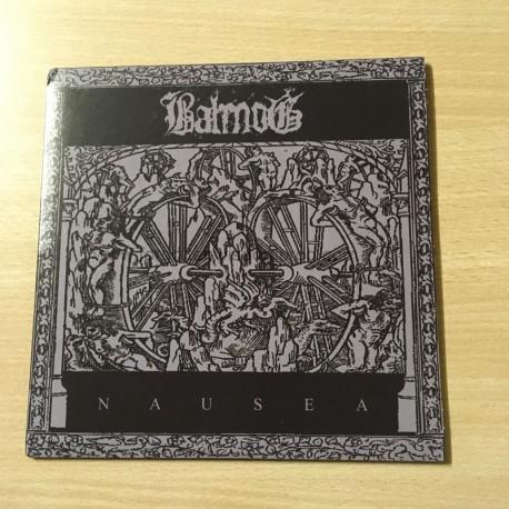 """BALMOG """"Nausea"""" 7""""EP"""