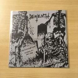 """DEMENTIA """"Reticulation"""" 7""""EP"""