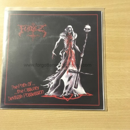 "HADEZ ""The Path of the Ossuary devilish Possession"" 7""EP"
