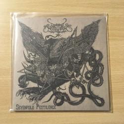 """DOOMBRINGER """"Sevenfold Pestilence"""" 7""""EP"""