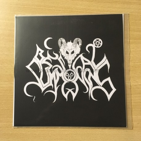"""BESTIAL SUMMONING """"Live in Venray '92"""" 7""""EP"""